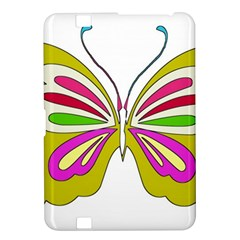Color Butterfly  Kindle Fire HD 8.9  Hardshell Case