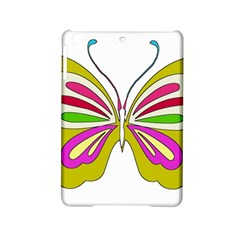Color Butterfly  Apple Ipad Mini 2 Hardshell Case
