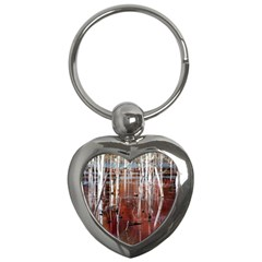 Swamp2 Filtered Key Chain (Heart)