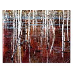 Swamp2 Filtered Jigsaw Puzzle (Rectangle)