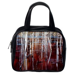 Swamp2 Filtered Classic Handbag (One Side)