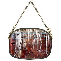 Swamp2 Filtered Chain Purse (two Sided)