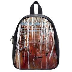 Swamp2 Filtered School Bag (Small)