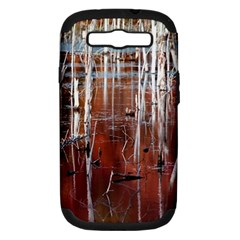 Swamp2 Filtered Samsung Galaxy S Iii Hardshell Case (pc+silicone)