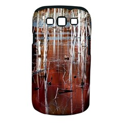 Swamp2 Filtered Samsung Galaxy S III Classic Hardshell Case (PC+Silicone)