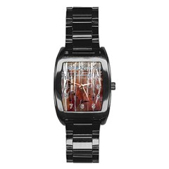 Swamp2 Filtered Stainless Steel Barrel Watch