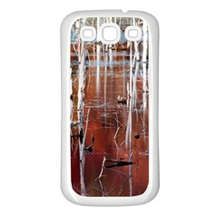 Swamp2 Filtered Samsung Galaxy S3 Back Case (White)