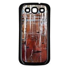 Swamp2 Filtered Samsung Galaxy S3 Back Case (Black)