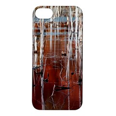 Swamp2 Filtered Apple iPhone 5S Hardshell Case