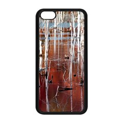 Swamp2 Filtered Apple iPhone 5C Seamless Case (Black)