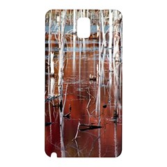 Swamp2 Filtered Samsung Galaxy Note 3 N9005 Hardshell Back Case