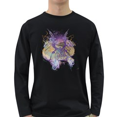 Fairy Tale Men s Long Sleeve T-shirt (Dark Colored)