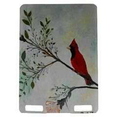 Sweet Red Cardinal Kindle Touch 3G Hardshell Case
