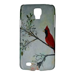 Sweet Red Cardinal Samsung Galaxy S4 Active (I9295) Hardshell Case