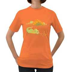 Stop And Smell The Napalm Women s T Shirt (colored)