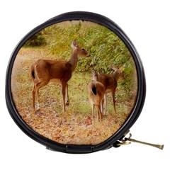 Deer In Nature Mini Makeup Case