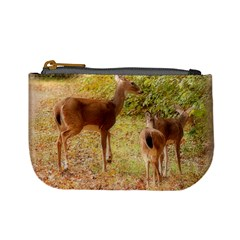 Deer In Nature Coin Change Purse