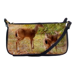 Deer In Nature Evening Bag