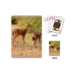 Deer in Nature Playing Cards (Mini)