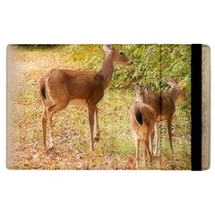 Deer in Nature Apple iPad 3/4 Flip Case