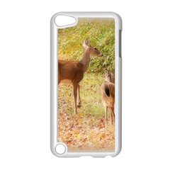 Deer In Nature Apple Ipod Touch 5 Case (white)