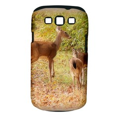 Deer in Nature Samsung Galaxy S III Classic Hardshell Case (PC+Silicone)