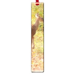 Deer in Nature Large Bookmark