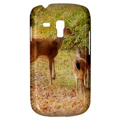 Deer in Nature Samsung Galaxy S3 MINI I8190 Hardshell Case