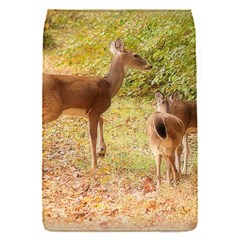 Deer In Nature Removable Flap Cover (small)