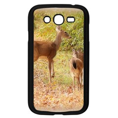 Deer In Nature Samsung Galaxy Grand Duos I9082 Case (black)