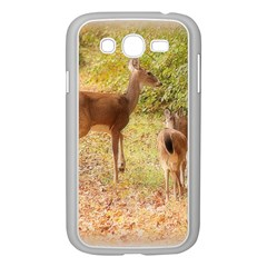 Deer in Nature Samsung Galaxy Grand DUOS I9082 Case (White)