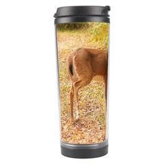 Deer in Nature Travel Tumbler