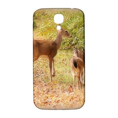 Deer in Nature Samsung Galaxy S4 I9500/I9505  Hardshell Back Case