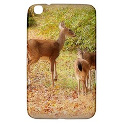 Deer in Nature Samsung Galaxy Tab 3 (8 ) T3100 Hardshell Case