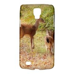 Deer In Nature Samsung Galaxy S4 Active (i9295) Hardshell Case