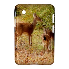 Deer In Nature Samsung Galaxy Tab 2 (7 ) P3100 Hardshell Case