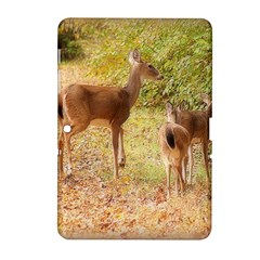 Deer in Nature Samsung Galaxy Tab 2 (10.1 ) P5100 Hardshell Case