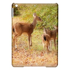 Deer in Nature Apple iPad Air Hardshell Case