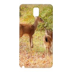 Deer in Nature Samsung Galaxy Note 3 N9005 Hardshell Back Case