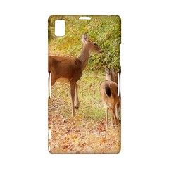 Deer in Nature Sony Xperia Z1 L39H Hardshell Case