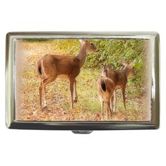 Deer in Nature Cigarette Money Case