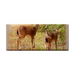 Deer in Nature Hand Towel