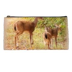 Deer in Nature Pencil Case