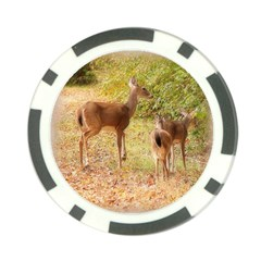 Deer in Nature Poker Chip (10 Pack)