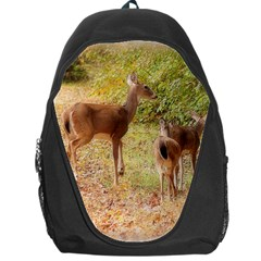 Deer in Nature Backpack Bag