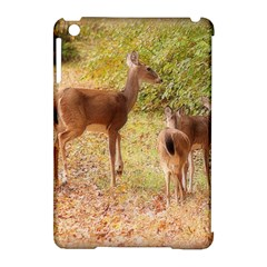Deer in Nature Apple iPad Mini Hardshell Case (Compatible with Smart Cover)