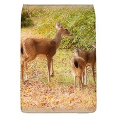 Deer In Nature Removable Flap Cover (large)