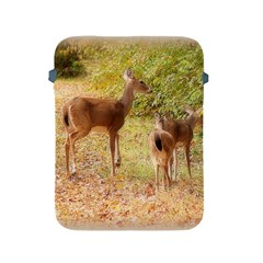 Deer in Nature Apple iPad Protective Sleeve