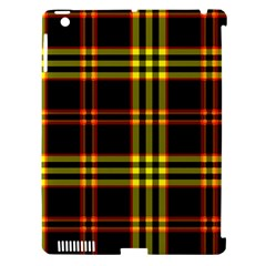 Tartan17c Apple iPad 3/4 Hardshell Case (Compatible with Smart Cover)