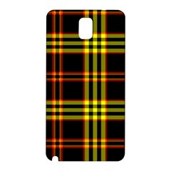 Tartan17c Samsung Galaxy Note 3 N9005 Hardshell Back Case